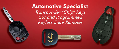 Replacement and Duplicate Vehicle Keys